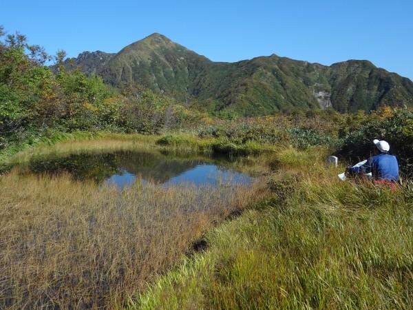 八海山2日目-4 湖沼