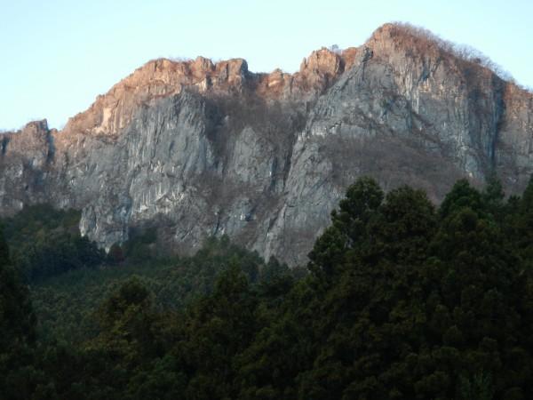 二子山中央稜 051