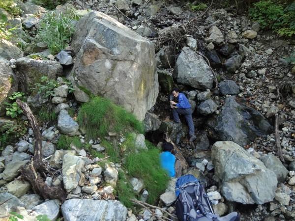 八海山2日目-5 ジャバミ清水