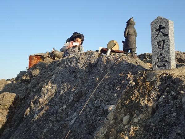 八海山2日目-3 大日岳