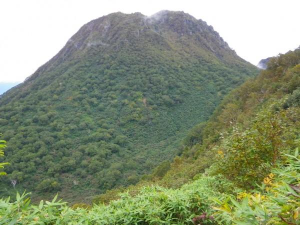 大倉乗越からの妙高山