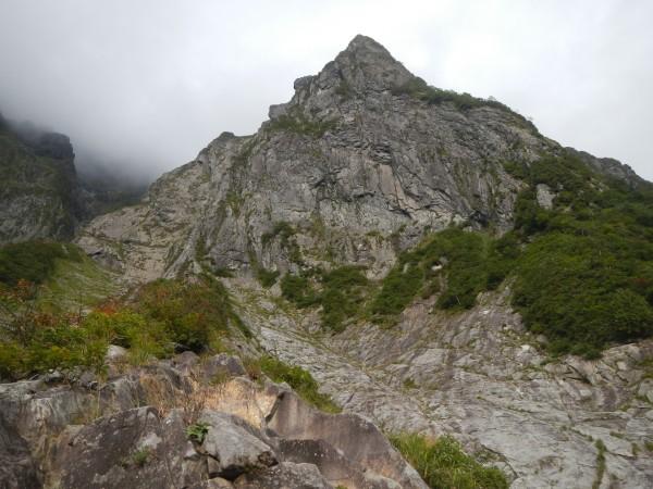 一ノ倉・衝立岩中央稜 023