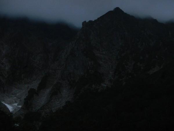 一ノ倉・衝立岩中央稜 006