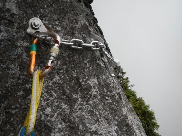 一ノ倉・衝立岩中央稜 053