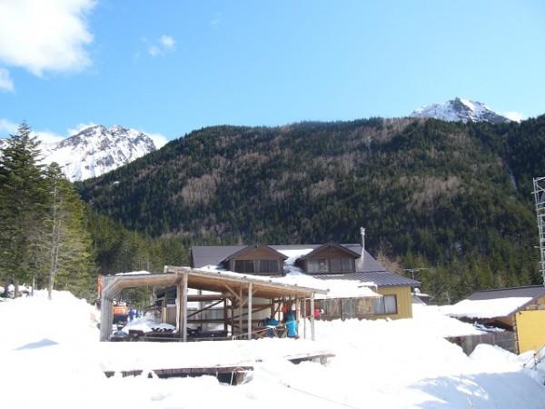 05 赤岳鉱泉