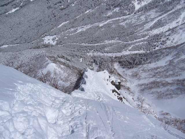 12 北稜 (終了点から)