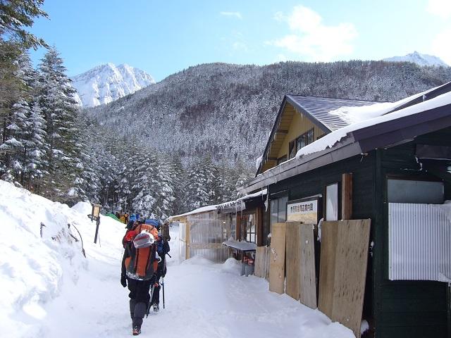 03 赤岳鉱泉