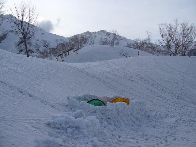 10 白馬岳 (小日向のコルから)