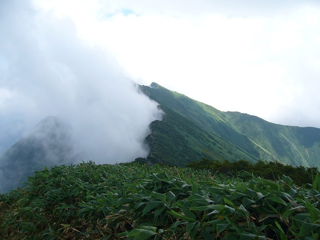 46 谷川岳