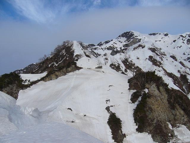 06 白馬岳主稜