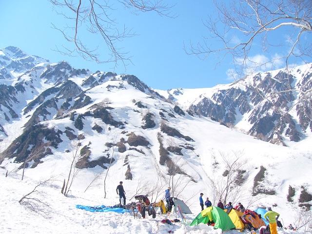 03 白馬岳主稜
