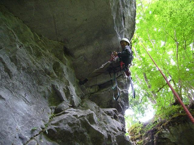 04 人工登攀トレーニング