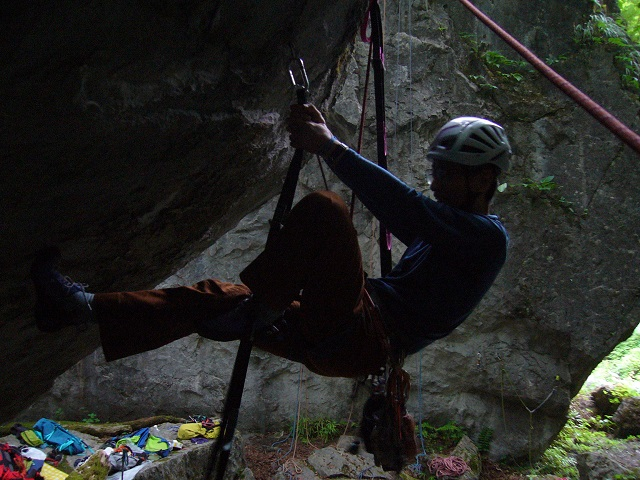 05 人工登攀トレーニング