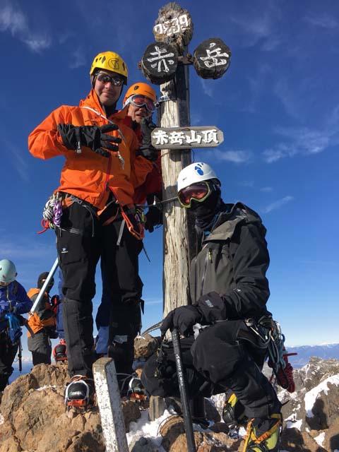 4_赤岳山頂