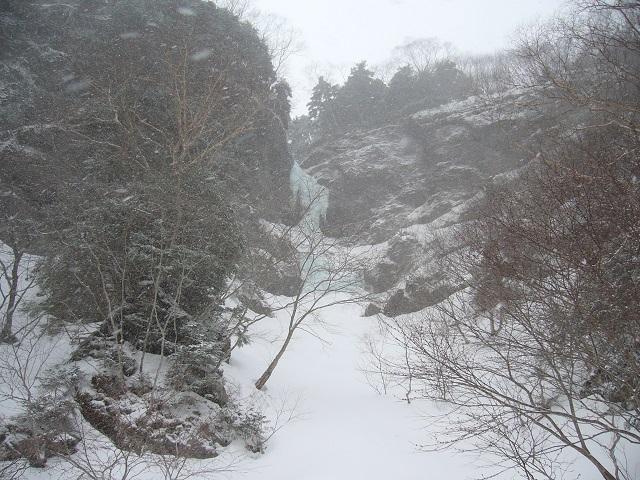 10 展望台の滝