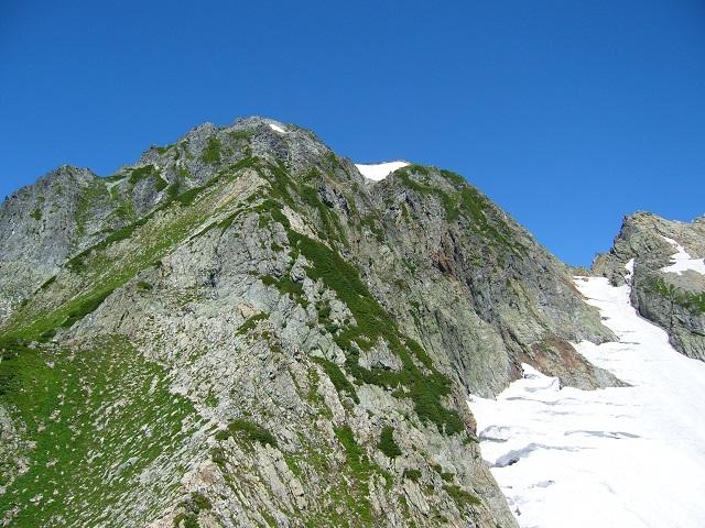 09 剱岳(2峰から)