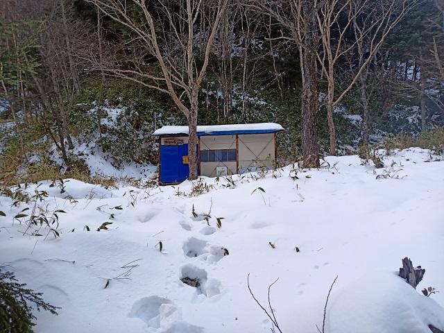 02 出合小屋